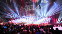 Eurovision Song Contest - stage in Baku
