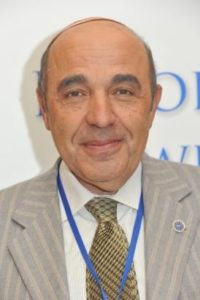 Vadim Rabinovich member of the Ukrainian parliament