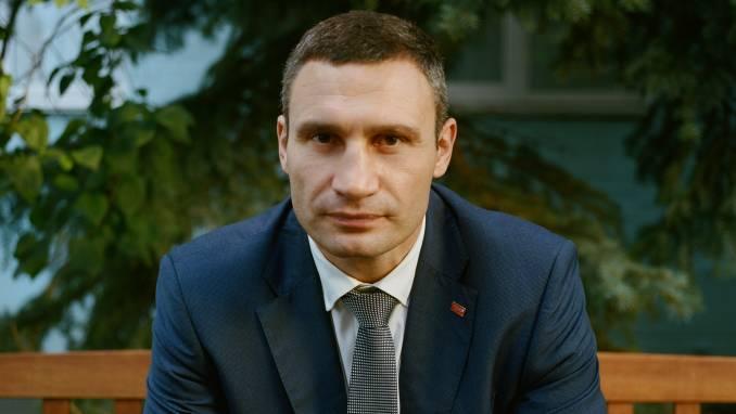 Vitali Klitschko mayor of Kyiv