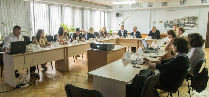 Meeting between NTU and EBU for Eurovision 2017