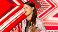 Finnish National Final veteran Saara Aalto performing in the X Factor UK.