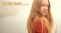 Soluna Samay - Golden (Album cover)
