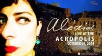 Alexia Live in Acropolis