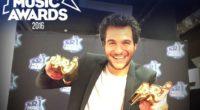 Amir wins at NRJ 2016