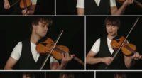Alexander Rybak Return collage