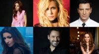 Evridi, Anna Vissi, Helena Paparizou, Thanos Kaliris, Kalomira, Sakis Rouvas take part in this season's greek talent shows