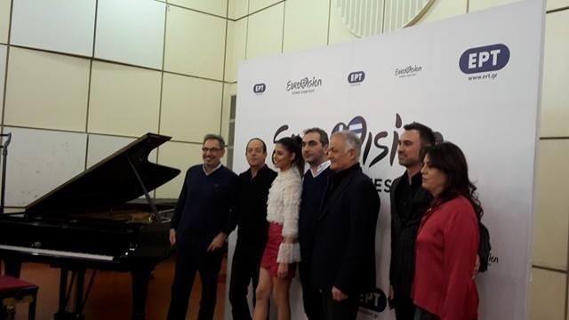 "The Greek ""dream team"" for Eurovision 2017"
