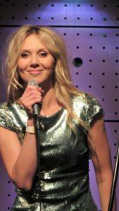Polish 2017 representative Kasia Moś at Eurovision Meets Jazz