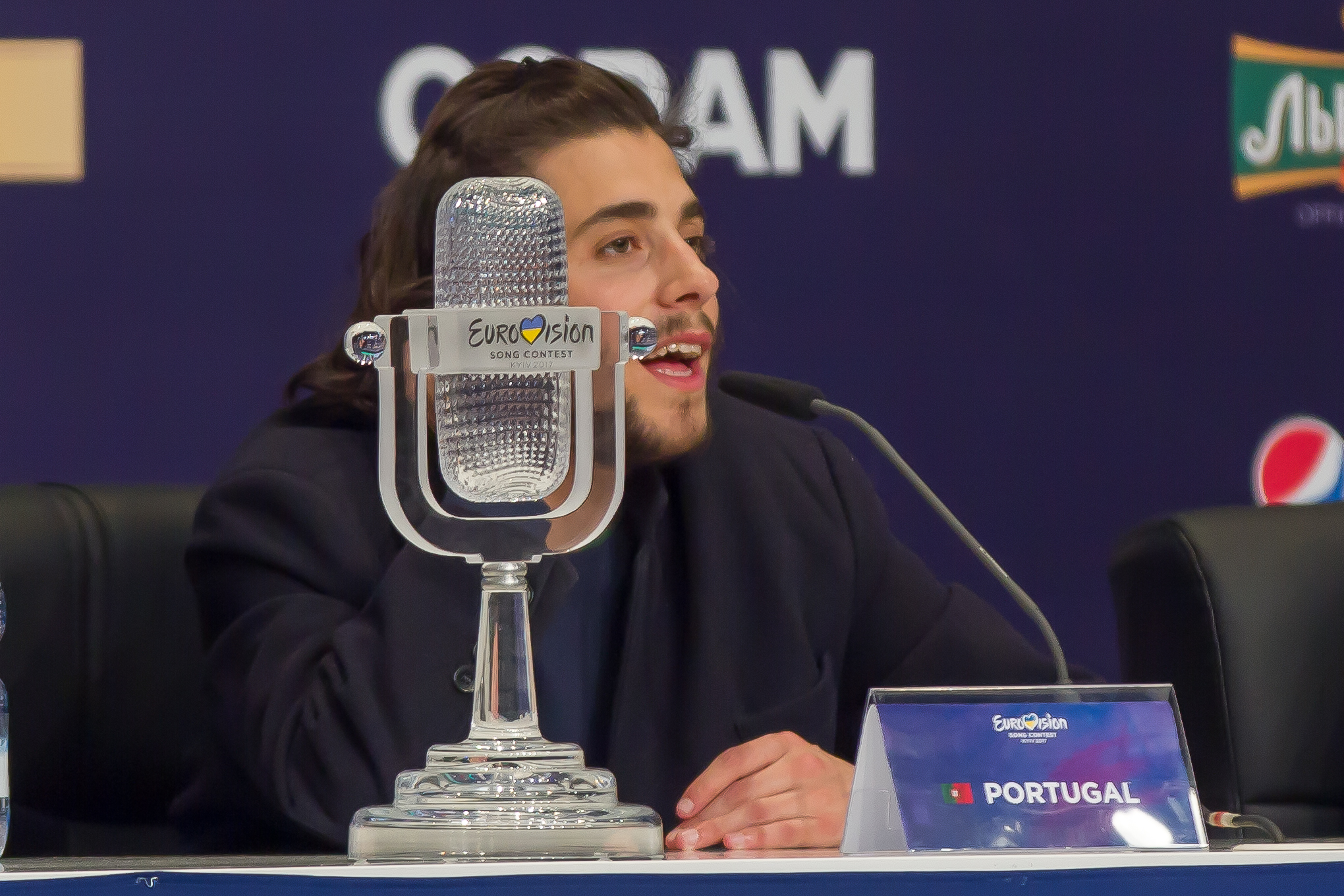 Salvador Sobral Eurovisionary Eurovision News Worth