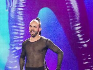 Slavko auditions for X-Factor UK - EuroVisionary