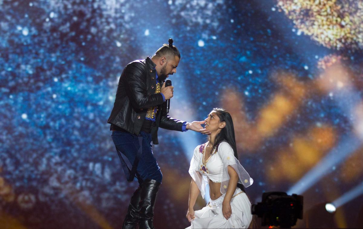 Resultado de imagen de joci papai eurovision