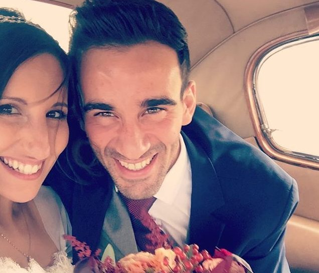 Gianluca Bezzina And His Wife Eurovisionary Eurovision
