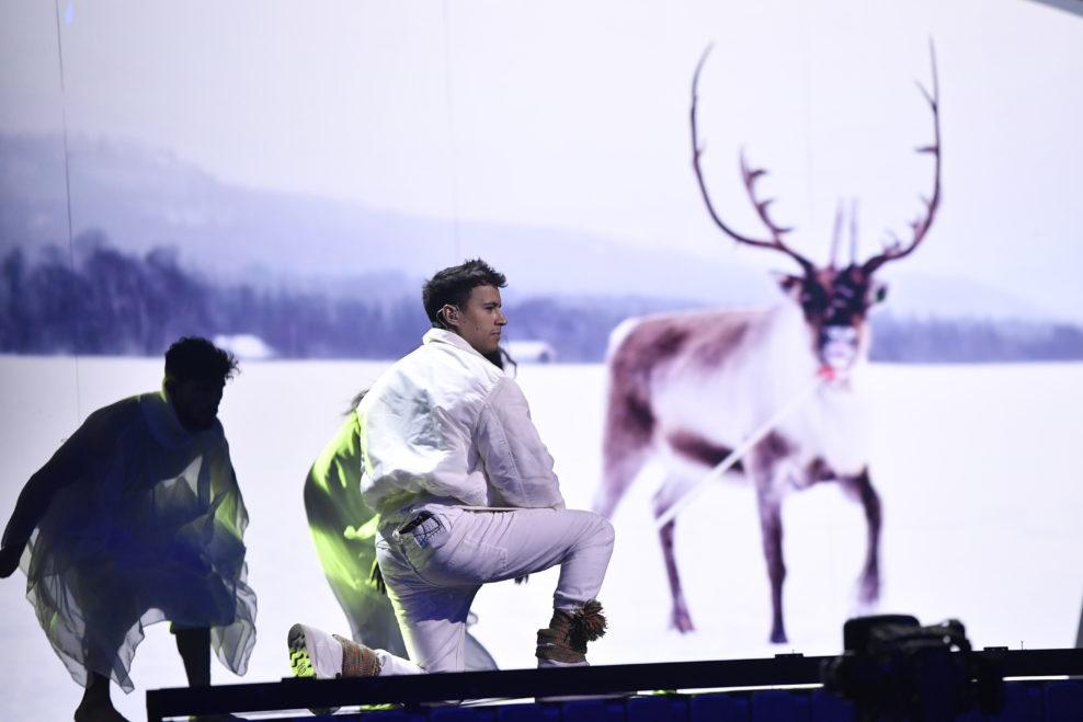 Jon Henrik Fjällgren Vinner Melodifestivalen 2019